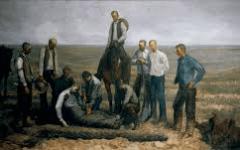 Camaiore: dagli Usa donate 150 opere di Harry Jackson, artista del West. Soprattutto indiani e cowboy