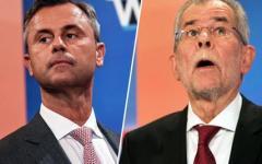 Austria: domani 4 dicembre elezioni presidenziali bis, Hofer contro Van der Bellen