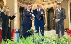 Reims:  firmata l'intesa tra il Consorzio del Chianti Classico e il Comité des Vins de Champagne.