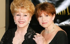 Cinema: è morta, a 84 anni, l'attrice Debbie Reynolds, madre di Carrie Fisher, deceduta da due giorni