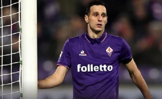 Kalinic spaventa la Fiorentina: il croato vuole trasferirsi in Cina