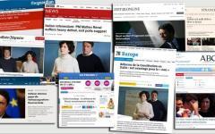 Dimissioni di Renzi: i commenti della stampa estera