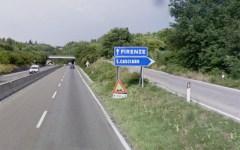 Siena: Raccordo Firenze-Siena, chiuso provvisoriamente lo svincolo di Badesse e lavori a San Casciano
