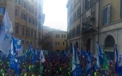 Corpo Forestale: sospendere l'accorpamento con l'Arma dei carabinieri. La protesta dei sindacati