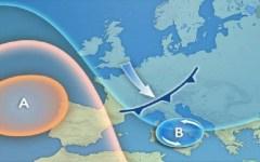 Maltempo: freddo e neve per altri 10 giorni. Le previsioni di 3bmeteo.com