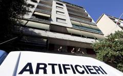 Carrara: allarme bomba, evacuati 4 palazzi. Ma la valigia era vuota