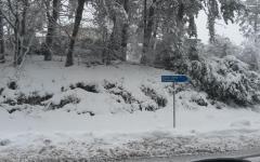 Protezione civile, Toscana: allerta arancione per neve e vento forte fino alle 12 di mercoledì 18 gennaio