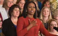 Stati Uniti: Michelle Obama, commossa, ha salutato la Casa Bianca