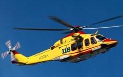 Grosseto: il vento ha divelto il tetto dell'hangar, ma i tecnici salvano l'elicottero del 118