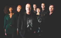 Firenze: i «Simple Minds» in concerto al Teatro Verdi