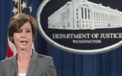 Stati Uniti: Trump licenzia il ministro della giustizia, ultima superstite dell'era Obama