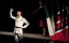 Firenze: al Teatro Niccolini «D'Annunzio segreto» con Edoardo Sylos Labini