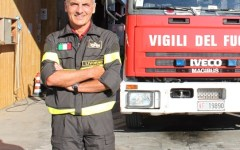 Firenze: Vigili del fuoco, Claudio Chiavacci è il nuovo comandante