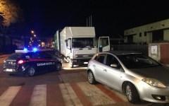Montemurlo (Po): Furto di caschi di moto, su container, sventato dai carabinieri