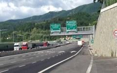 Autostrada A1: chiusura a Rioveggio della panoramica dalle 22 del 13 alle 6 del 14 febbraio per lavori