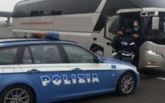 Viaggi scolastici: il 2 marzo sarà rinnovata convenzione Istruzione - Polizia stradale per i controlli di bus