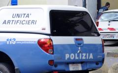 Prato: falso allarme bomba in via Marx. Intervengono gli artificieri della polizia