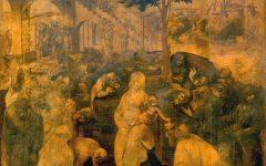 Firenze, Uffizi: l'Adorazione dei Magi di Leonardo è tornata. Dopo il restauro durato 6 anni