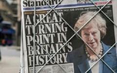 Brexit: punto per punto la lettera del premier Theresa May al Presidente Ue. Toni morbidi