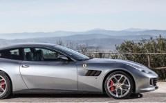 Monteriggioni (Si): Presentata la Ferrari GTC4Lusso T. Potentissima e divertente