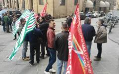 Toscana: alta partecipazione (70 - 95%) allo sciopero dei lavoratori delle aziende di acqua e gas
