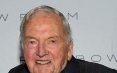 Usa: morto il banchiere David Rockefeller, aveva 101 anni