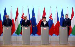 Varsavia: I paesi dell'est rifiutano i ricollocamenti dei migranti. In Ungheria si arrestano i clandestini