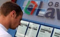 Disoccupazione giovanile: Calabria, Sicilia e Sardegna al vertice delle classifiche europee