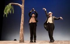 Firenze:  Teatro della Pergola «Aspettando Godot» di Samuel Beckett