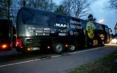 Calcio, Dortmund: ferito il difensore Bartra, tre esplosioni davanti al bus del Borussia. Match rinviato