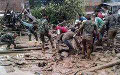 Colombia: una valanga travolge la città di Mocoa, 200 morti, feriti e dispersi