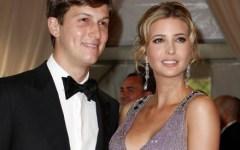 Usa: Ivanka trump e il marito posseggono una ricchezza da 741 milioni di dollari