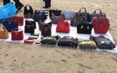 Commercio abusivo: i pericoli per gli acquirenti di merci contraffatte, che rischiano sanzioni amministrative e penali