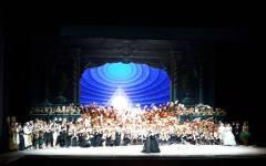 Opera di Firenze: in scena «La Piramide di luce» di Venti Lucenti