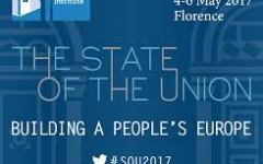 Firenze: The State of the Union, dal 4 al 6 maggio a Palazzo vecchio. Tema, la cittadinanza europea