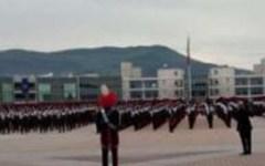 Firenze: Giuramento degli Allievi Marescialli dei Carabinieri