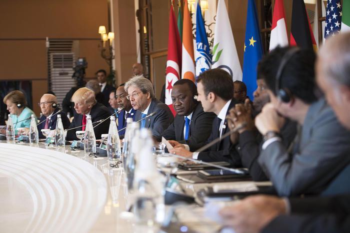 Il G7 non unito su tutto ma neppure spaccato