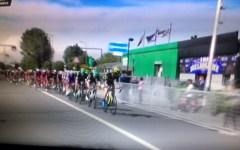 Giro d'Italia: a Tortona vince di nuovo Gaviria, e centra il poker! Dumoulin sempre in rosa