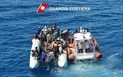 Una strage di migranti bambini nel canale di Sicilia