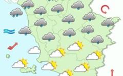 Toscana, meteo: previsioni del Lamma fino a lunedì 8 maggio