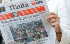L'Unità sospende le pubblicazioni, lo stampatore vanta crediti non saldati
