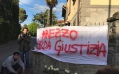 Arezzo, madre e figlia uccise dalla minicar: 200 nel corteo contro lo sconto di pena all'investitore