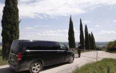 Siena: Obama, vacanza finita. Lui va in Germania, lei negli Usa. Snobbata Firenze (ed evitato Renzi). Foto