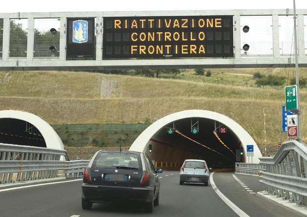 G7:mercoledì stop Schengen per 20 giorni