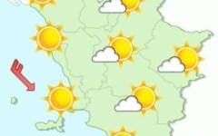 Meteo Toscana: le previsioni fornite dal Lamma fino a mercoledì 17 maggio