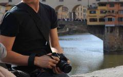 Firenze: turista cade sul greto dell'Arno presso Ponte Vecchio. Recuperato dai vigili del fuoco