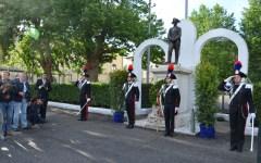 Firenze: 203° anniversario dell'arma dei carabinieri celebrato alla caserma Baldissera