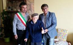Cagliari: è il sardo Valerio Piroddi l'uomo più vecchio (111 anni) d'Italia. Nell'isola 468 centenari