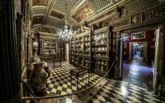 Firenze: al Museo Stibbert Alessandra Artifoni suona il Clavicembalo Fleischer del 1722