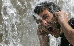 Caldo torrido: iniziata la settimana più rovente dell'anno, temperature 40°